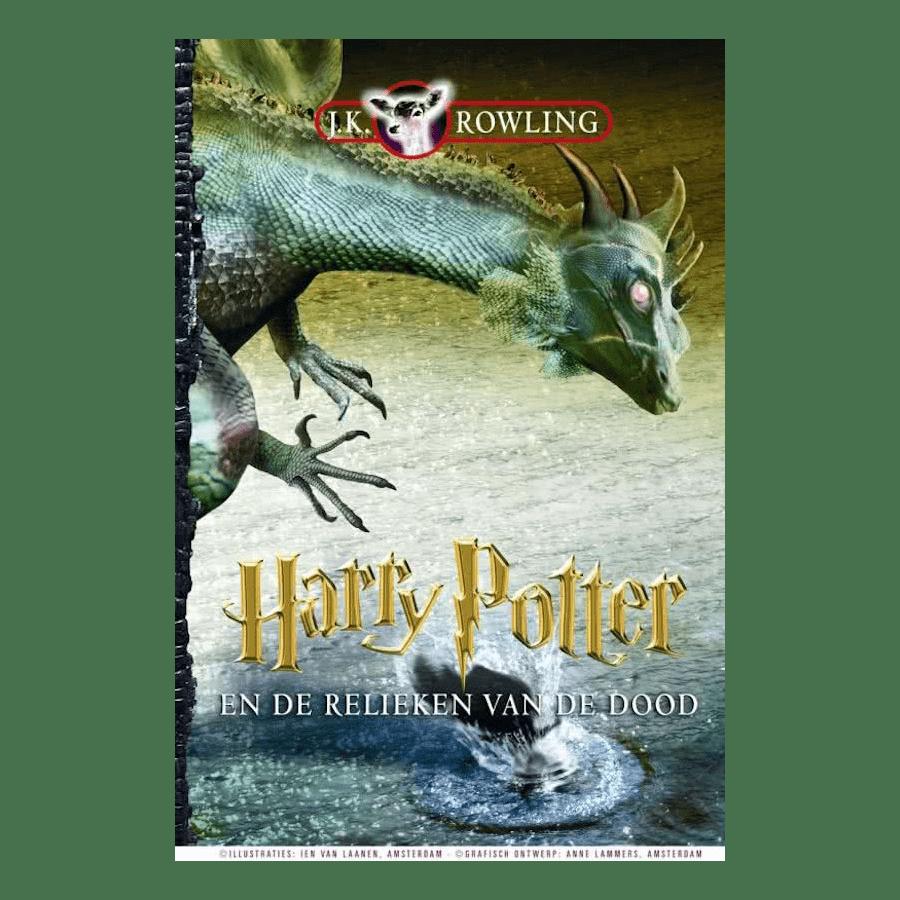 Harry Potter paperback