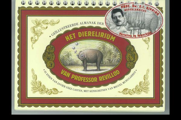 Het Dierelirium van professor Revillod