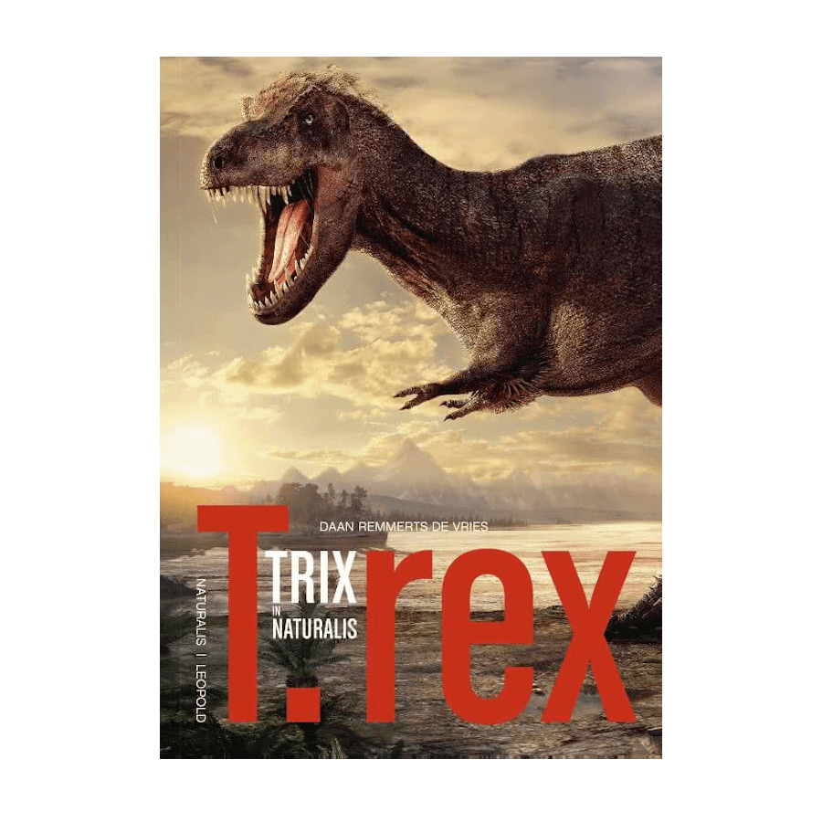 T.rex Trix in Naturalis