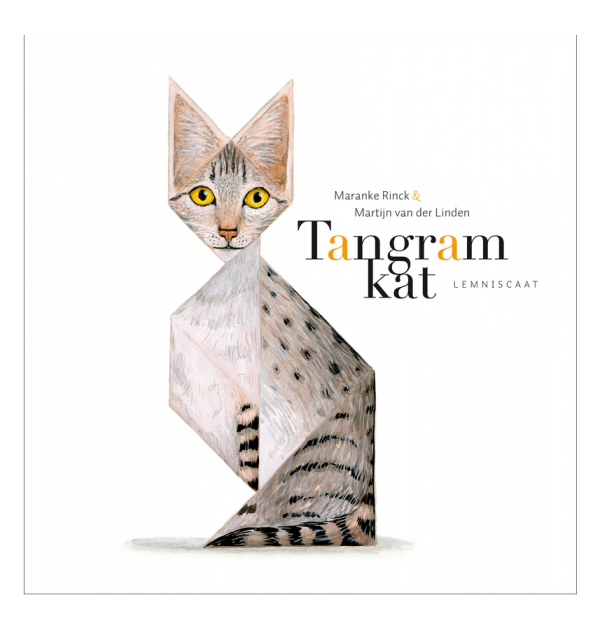 Tangram kat