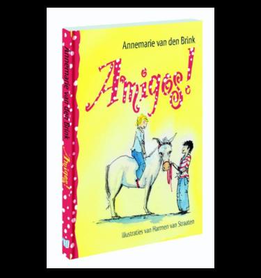 Amigos- Annemarie van den Brink - Casperle