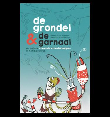 De Grondel en de garnaal - Geert-Jan Roebers - Casperle