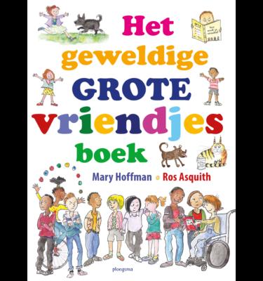 Het geweldige grote vriendjes boek - Mary Hoffman - Casperle