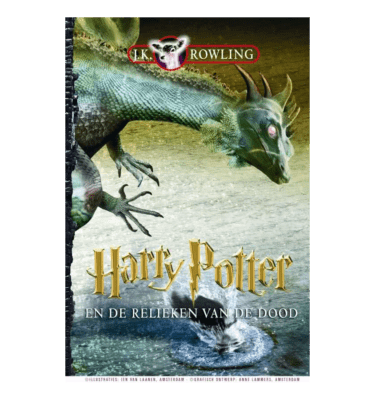 Harry Potter paperback
