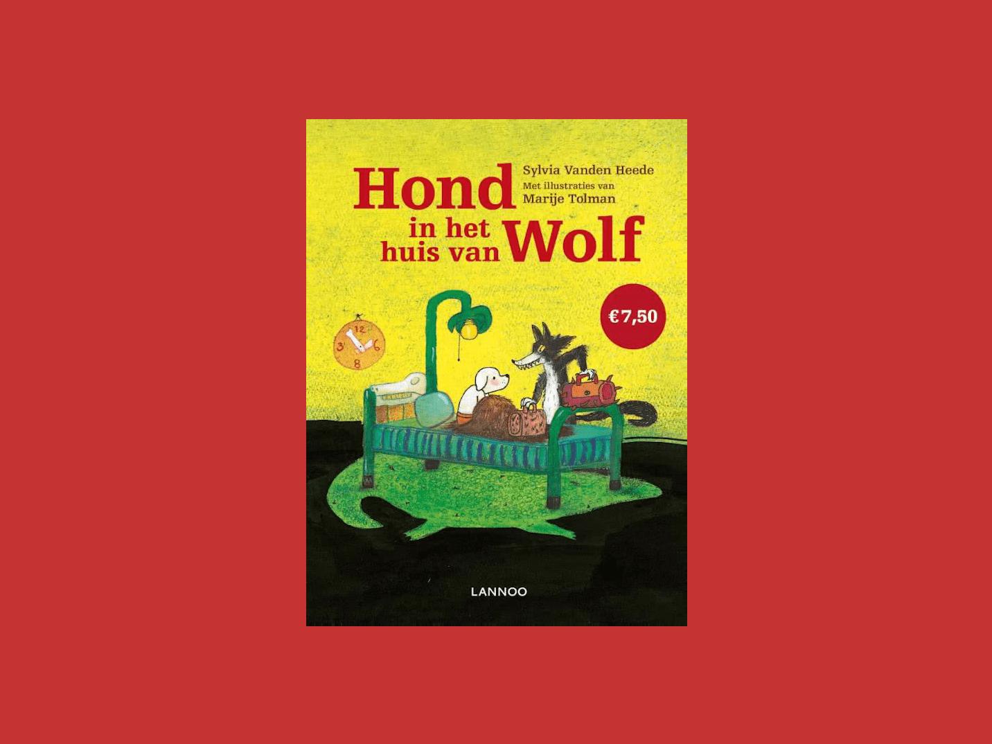 Boekbespreking Hond in het huis van Wolf