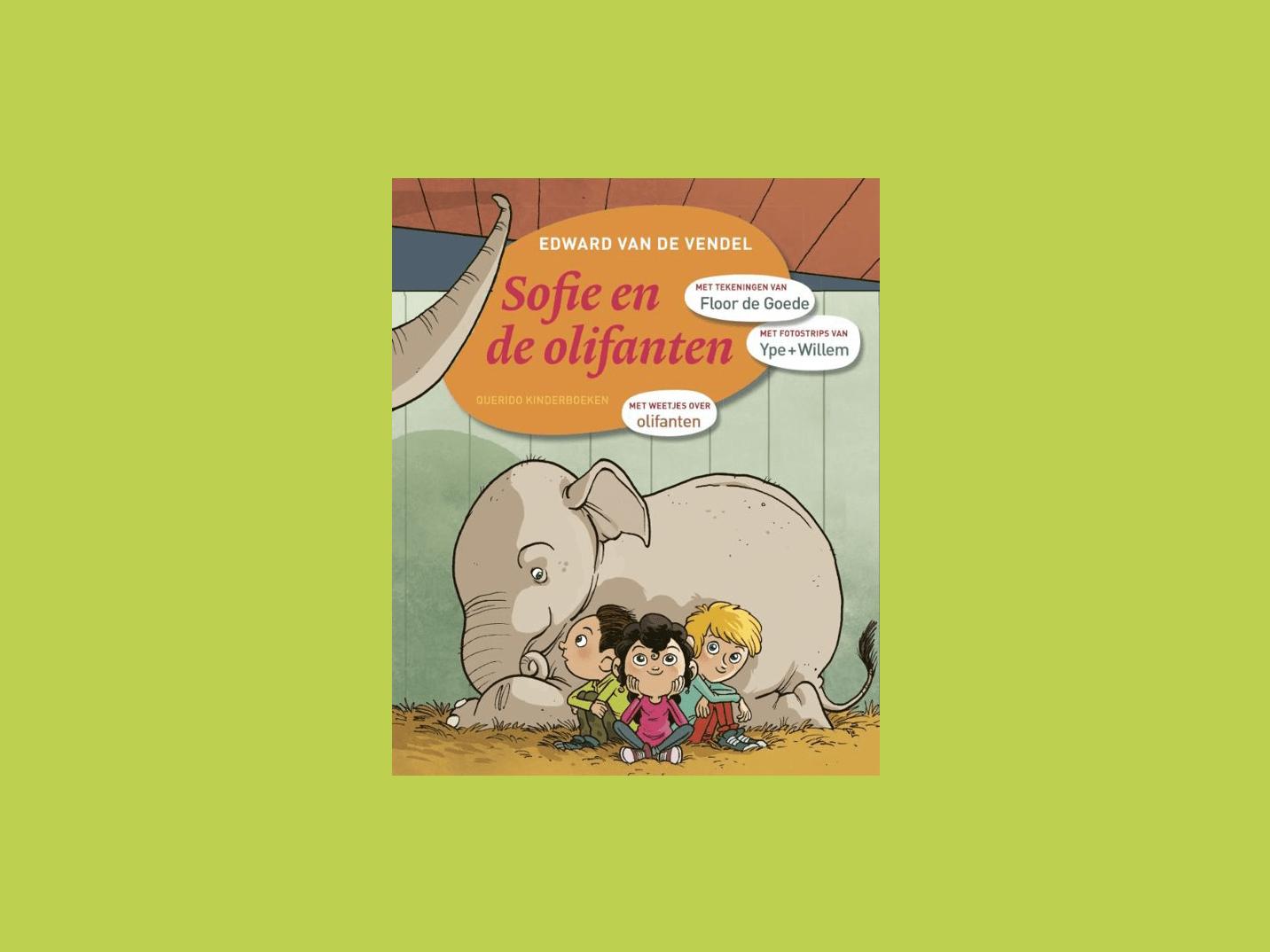 Boekbespreking Sofie en de olifanten