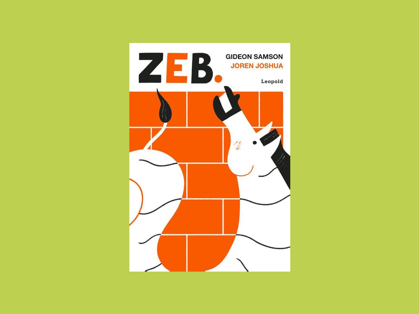 Boekbespreking Zeb.
