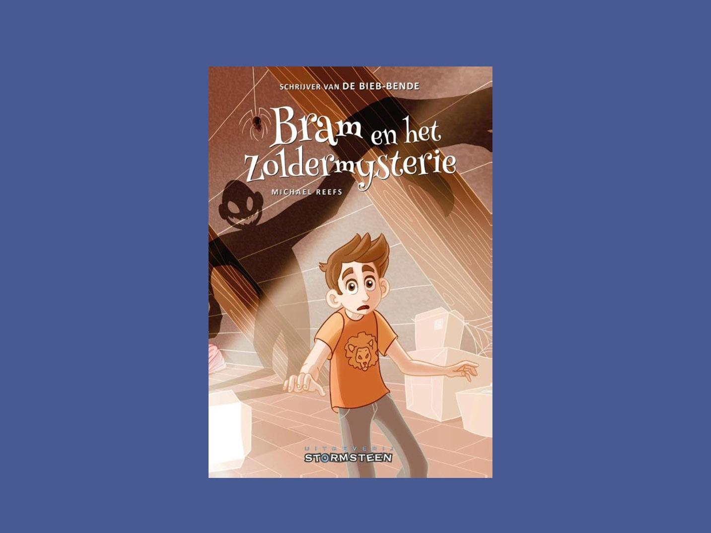 Boekbespreking Bram en het zoldermysterie