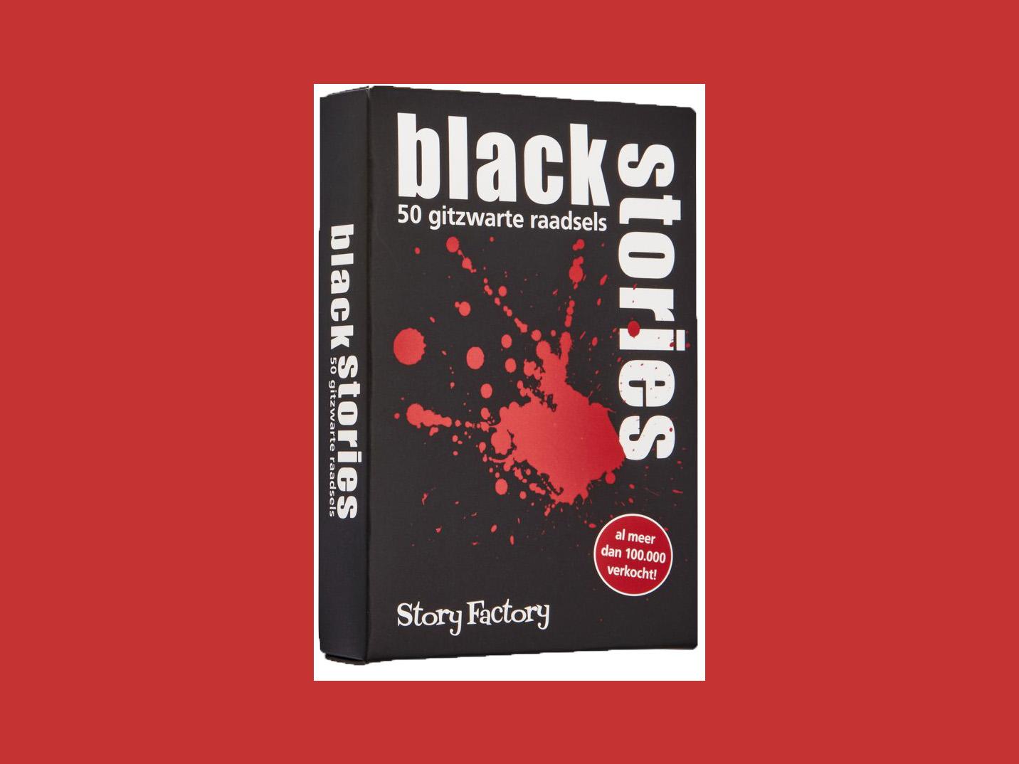 Speelgoedbespreking Blackstories