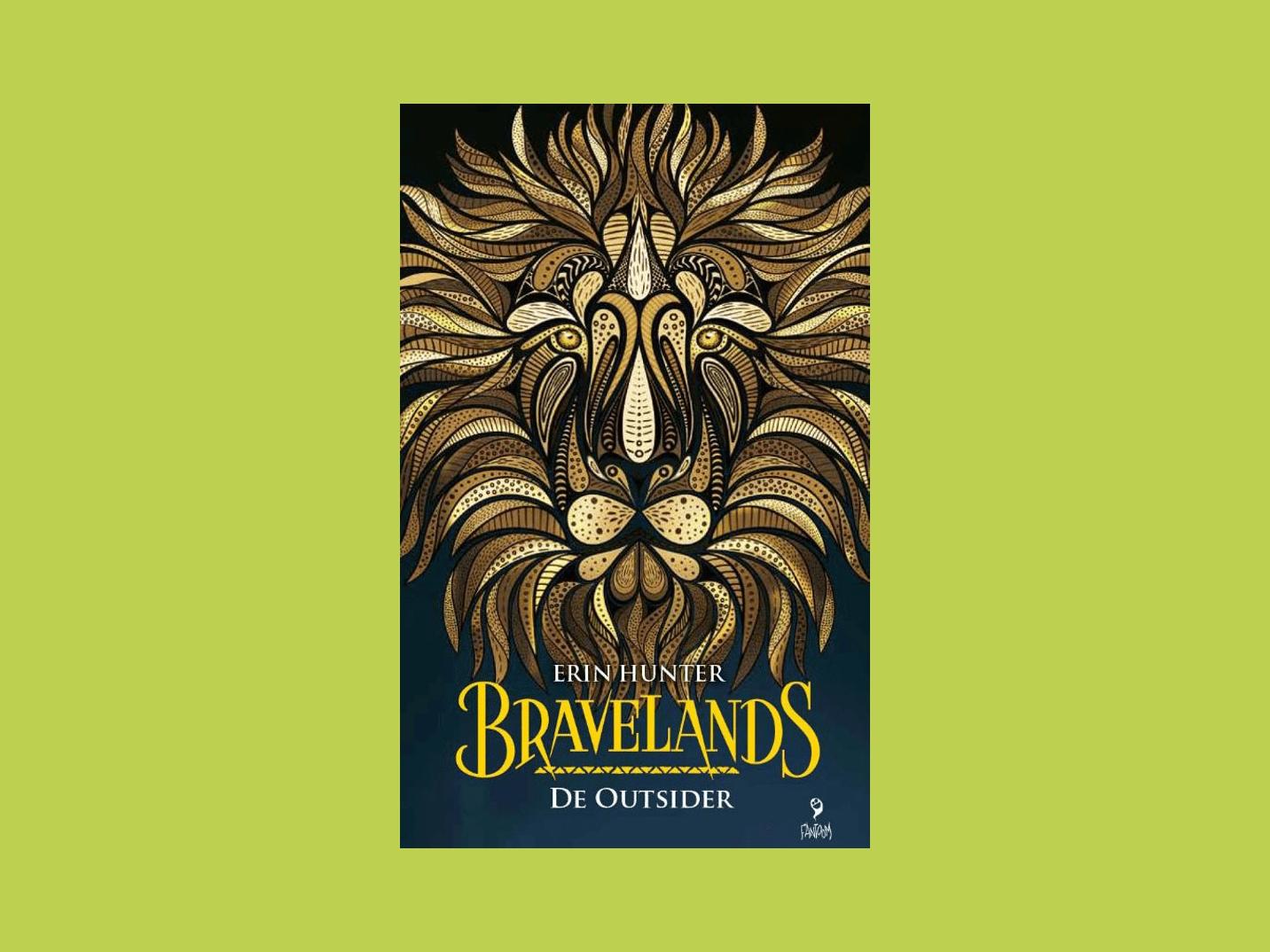 Boekbespreking Bravelands, de Outsider
