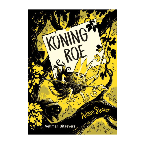 Koning Roe Casperle