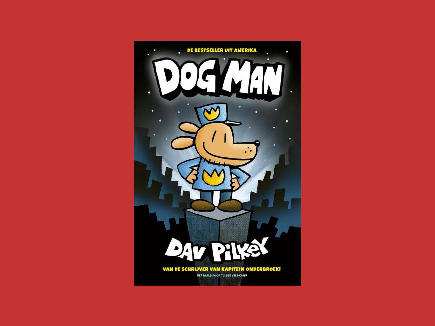 Boekbespreking Dog man