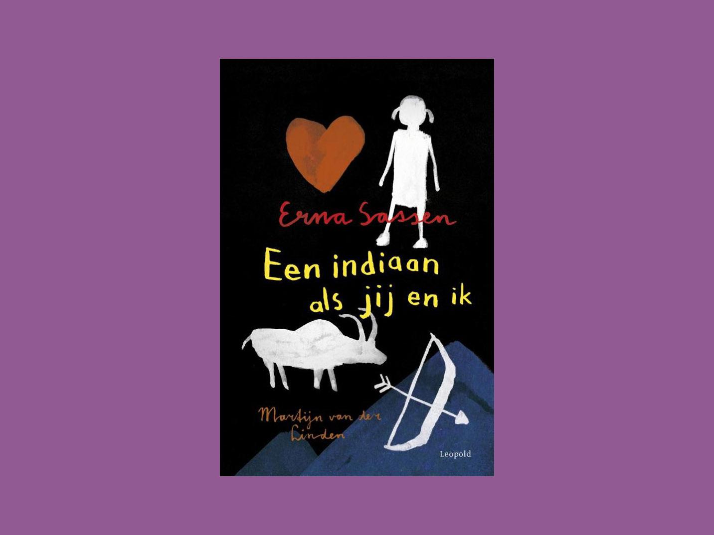 Boekbespreking Een indiaan als jij en ik
