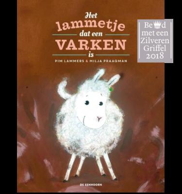 Het lammetje dat een varken is - Pim Lammers - Casperle