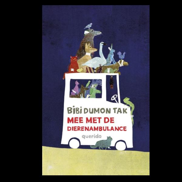 Mee met de dierenambulance - Bibi Dumon Tak - Casperle