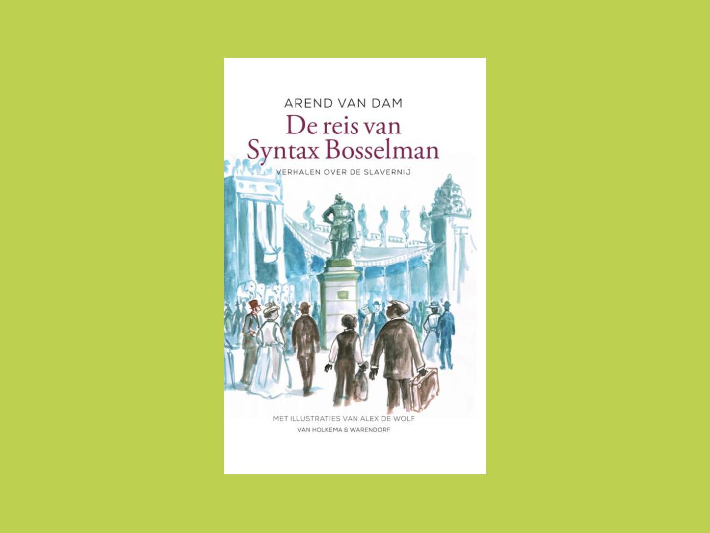 Boekbespreking De reis van Syntax Bosselman