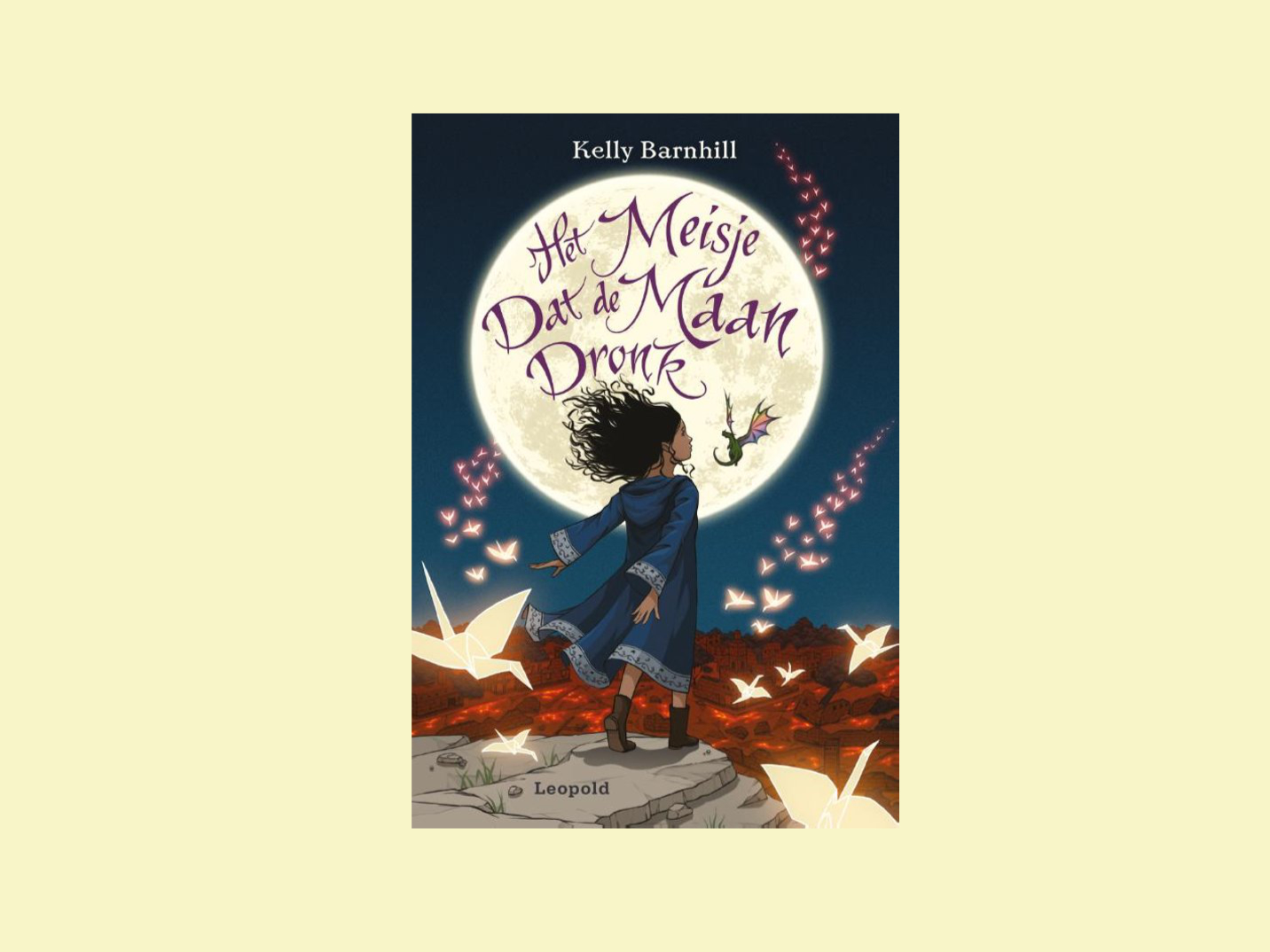 Boekbespreking Het meisje dat de maan dronk