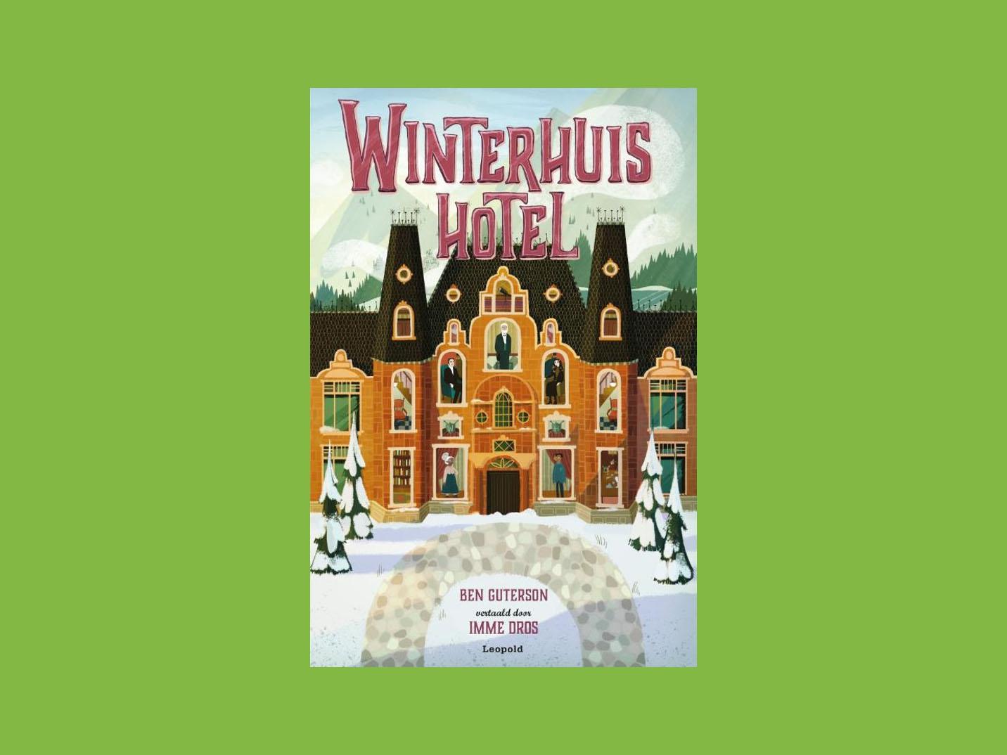 Boekbespreking Winterhuishotel