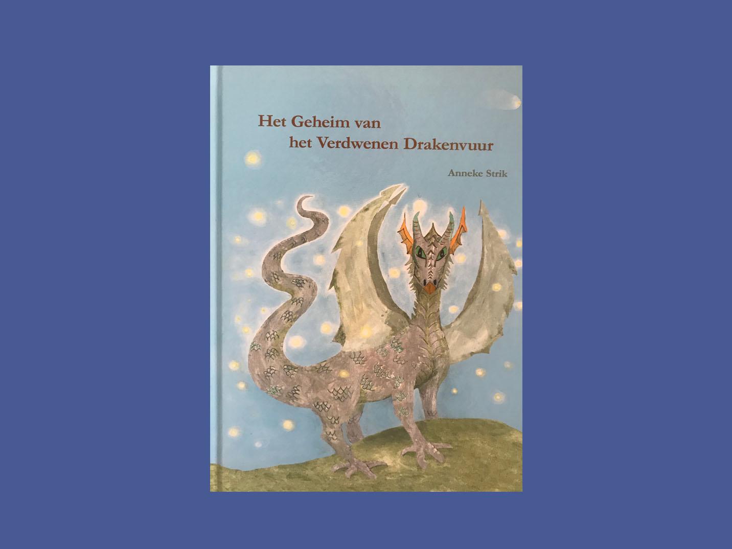 Boekbespreking  Het geheim van het verdwenen drakenvuur