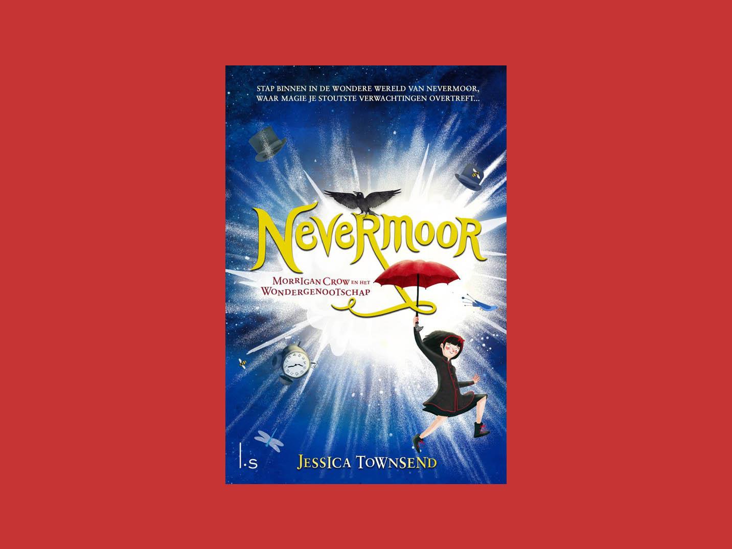 Boekbespreking Nevermoor