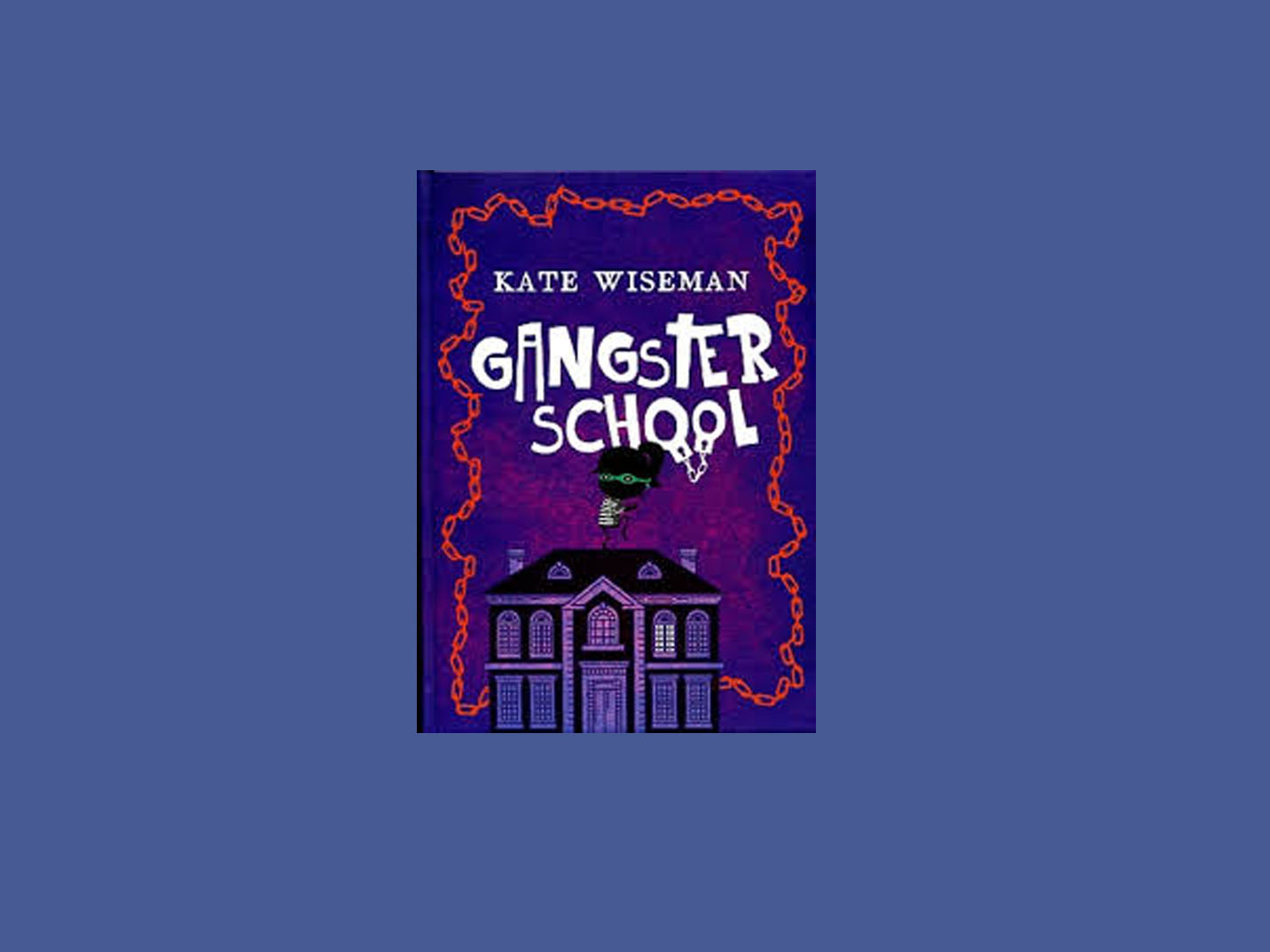 Boekbespreking Gangsterschool