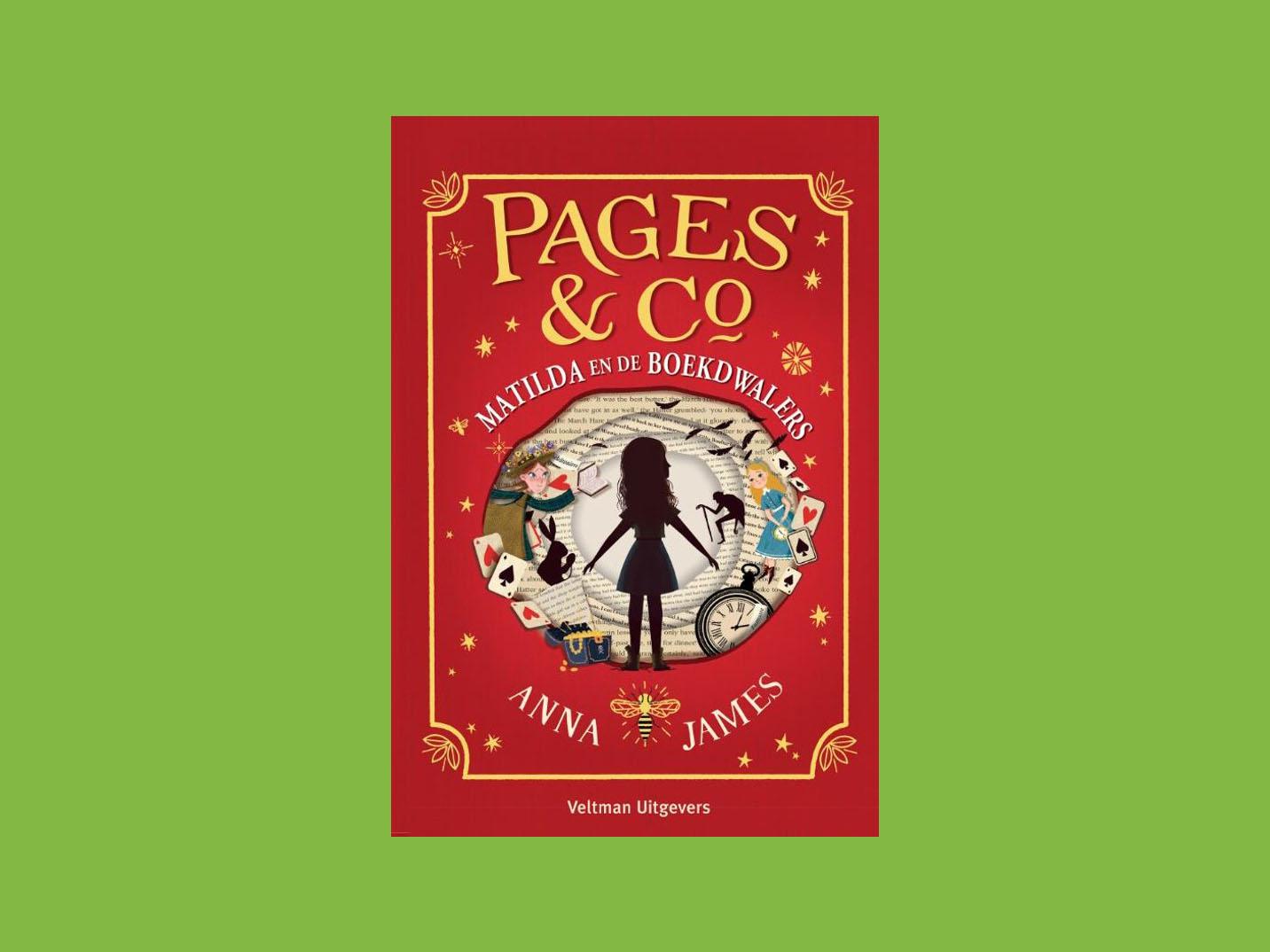 Boekbespreking Pages & Co. Mathilda en de boekdwalers