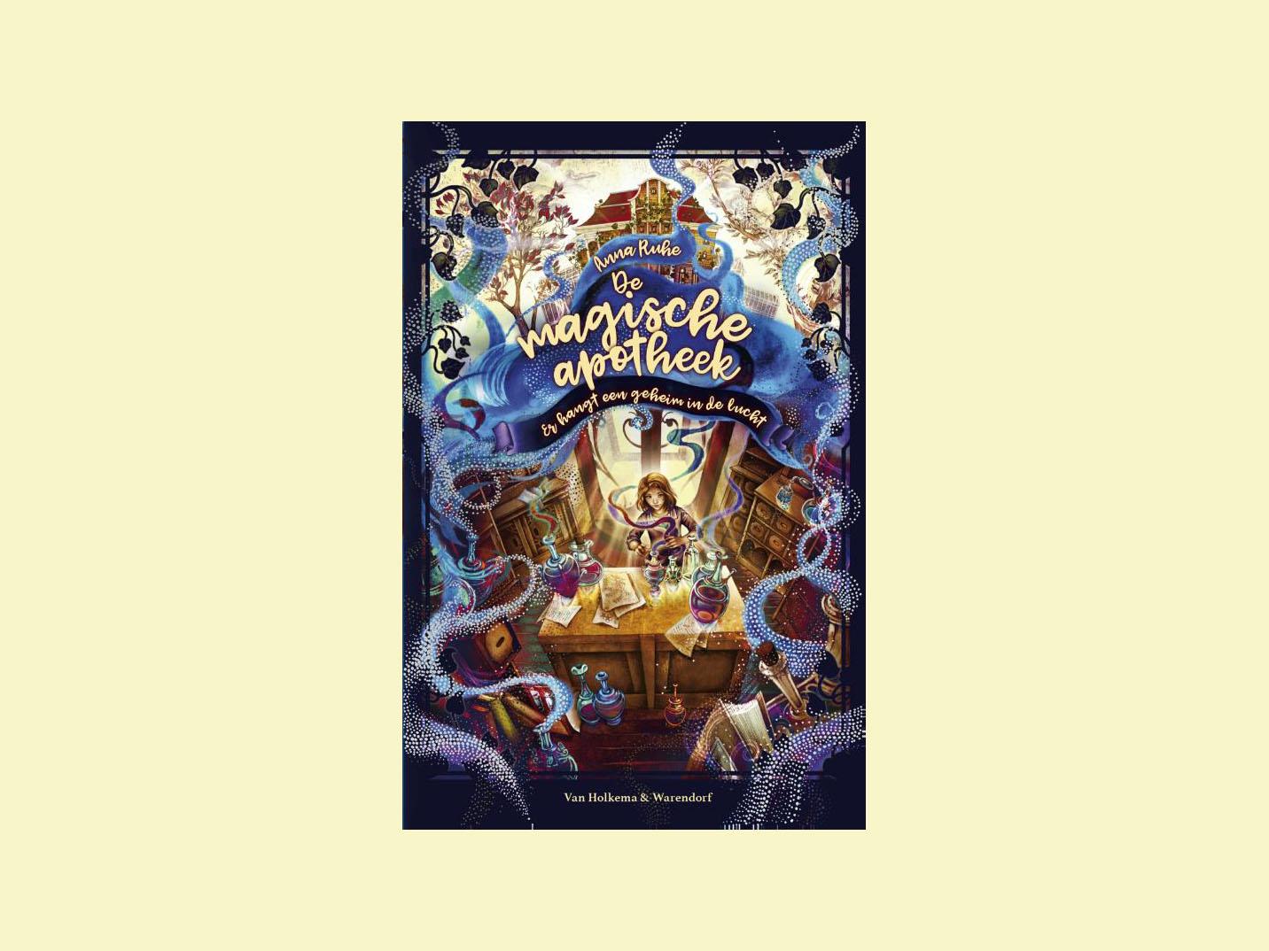 Boekbespreking De magische apotheek