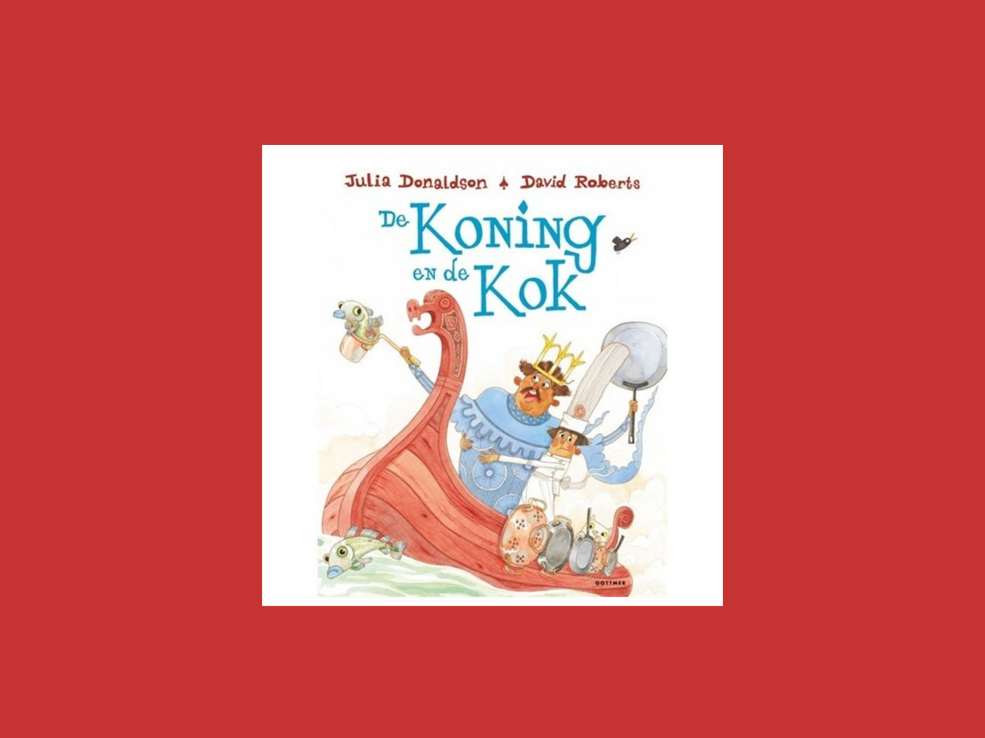Boekbespreking De Koning en de kok