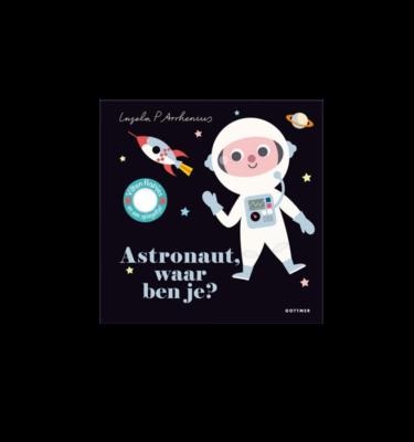 Astronaut waar ben je Ingela Arrhenius Casperle
