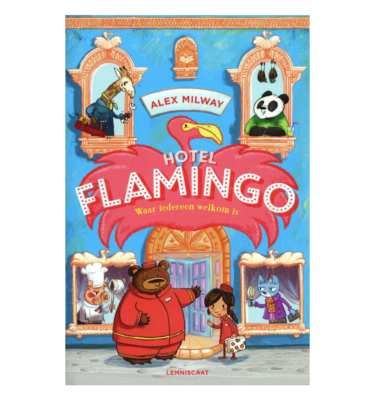 Hotel-Flamingo Alex Milway Casperle