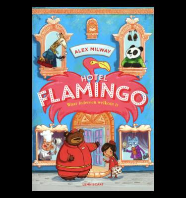 Hotel-Flamingo Alex Milway Casperle