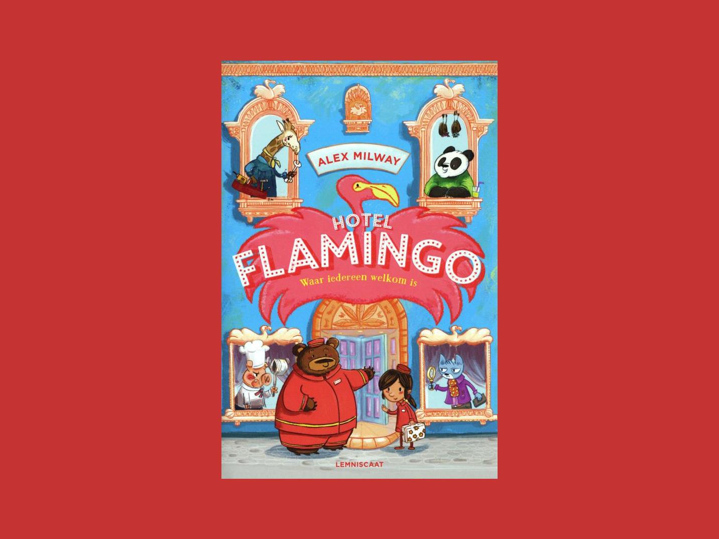 Boekbespreking Hotel Flamingo