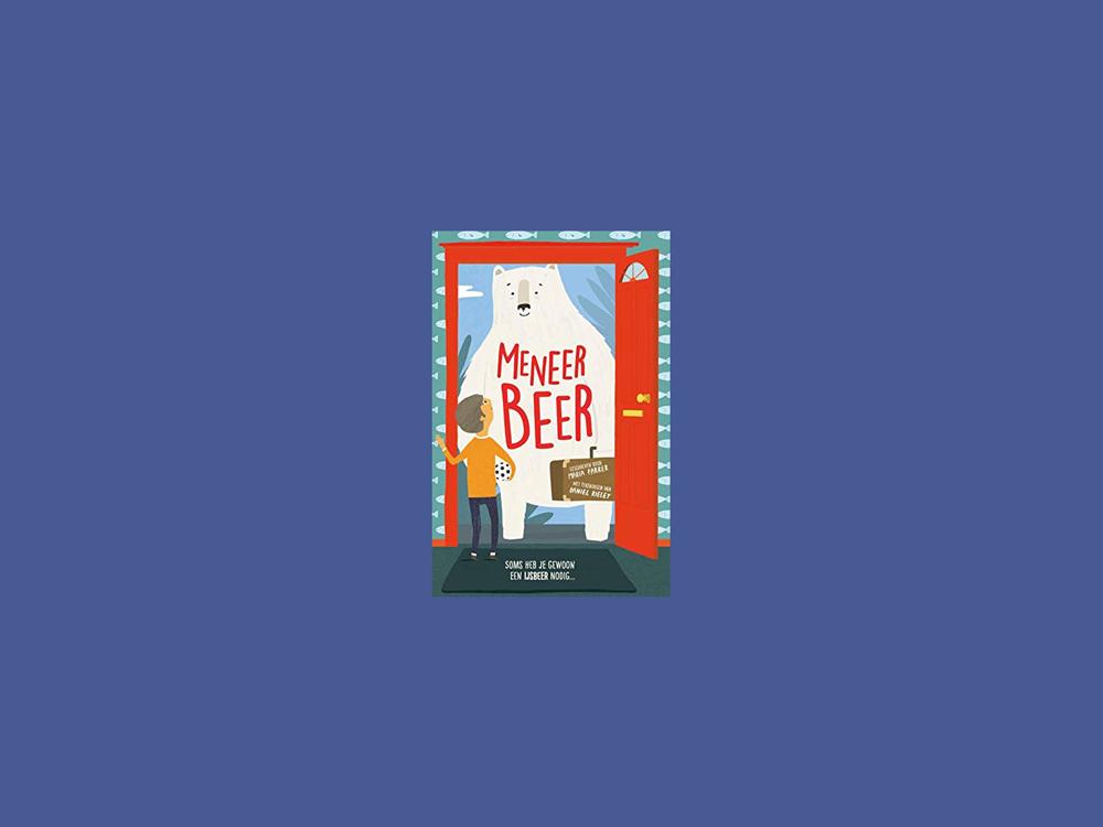 Boekbespreking Meneer Beer