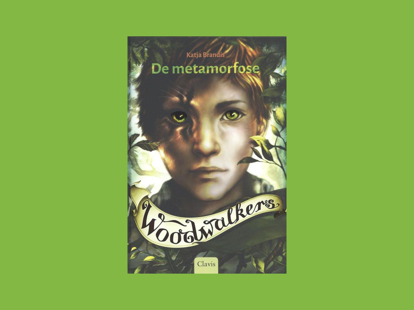 Boekbespreking Woodwalkers, de Metamorfose