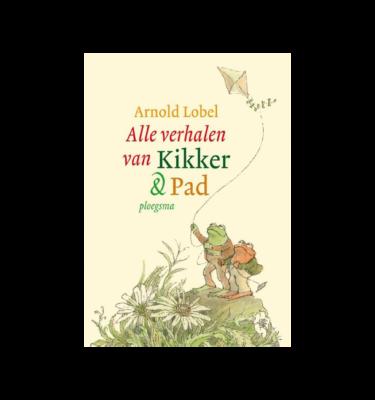 Alle verhalen van Kikker en Pad Arnold Lobel Casperle