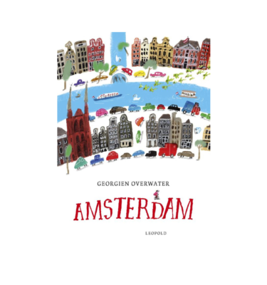Amsterdam Georgien Overwater Casperle