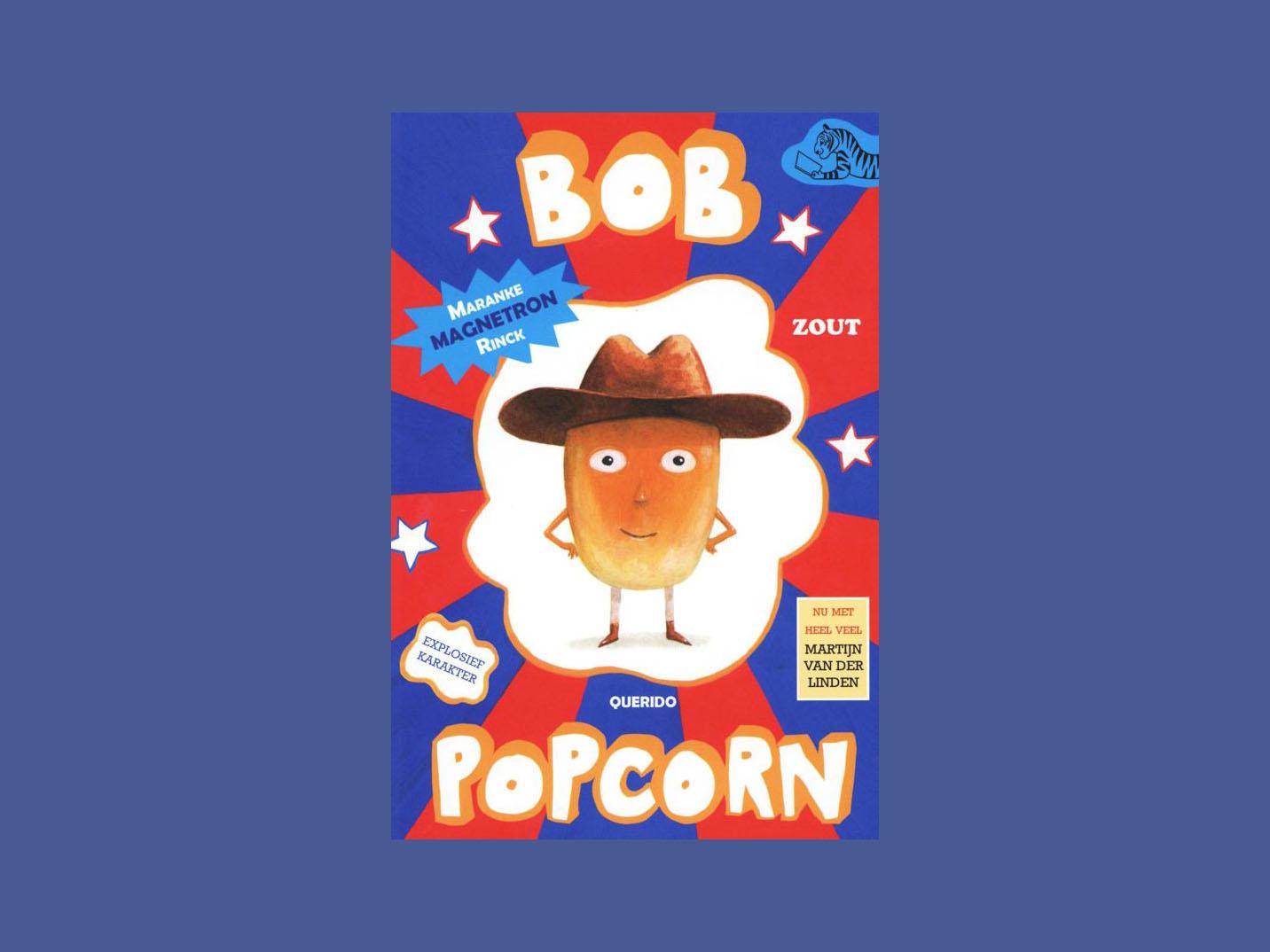 Boekbespreking Bob Popcorn