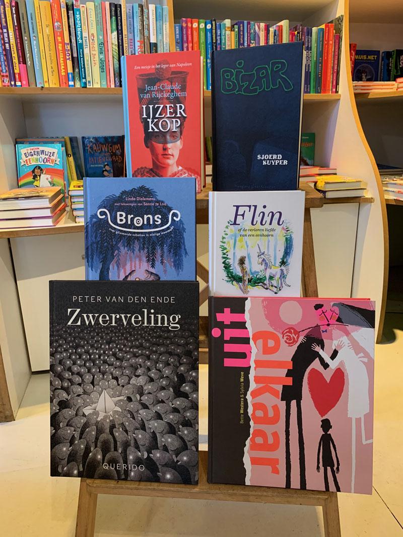Genomineerden Woutertje Pieterse prijs 2020 bekend