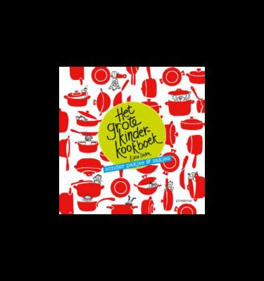 Het grote kinderkookboek Karin Luiten