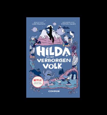 Hilda en het verborgen volk Stephen Davies Casperle
