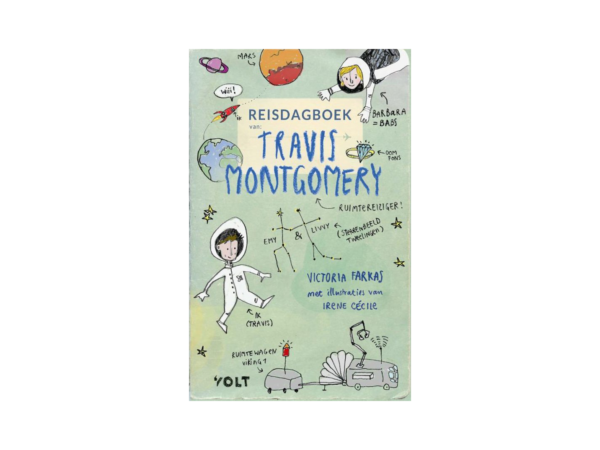 Reisdagboek van Travis Montgomery Victoria Farkas Casperle