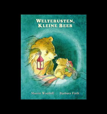 Welterusten kleine beer Martin Waddell Casperle