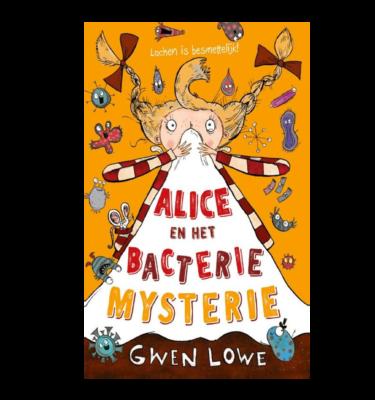 Alice en het bacteriemysterie Gwen Lowe_Casperle