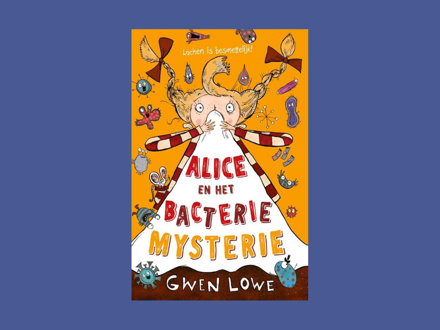 Boekbespreking Alice het het bacteriemysterie