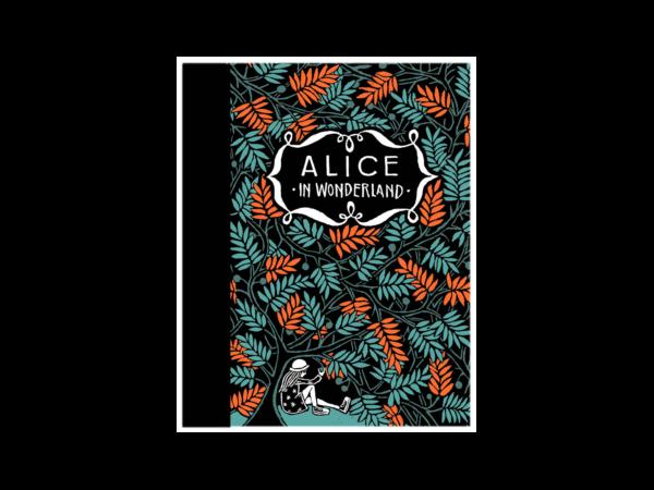 Alice in wonderland Lewis Carol Casperle