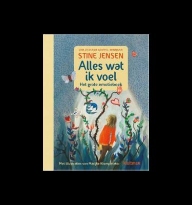 Alles wat ik voel,het grote emotieboek Stine Jensen Casperle
