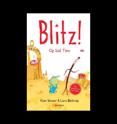 Blitz 2 Op bol 10 Rian Visser