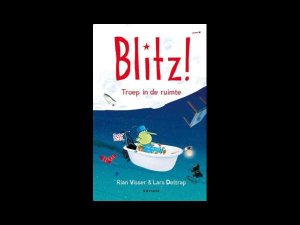 Blitz 3 Troep in de ruimte Rian Visser