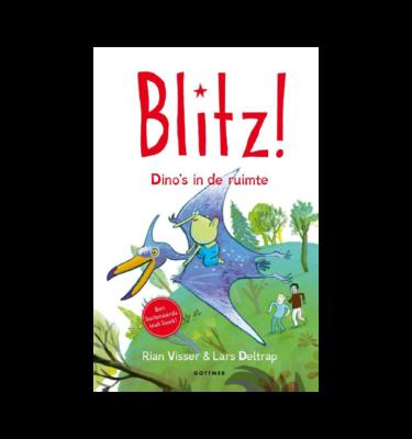 Blitz 5 Dino's in de ruimte Rian Visser