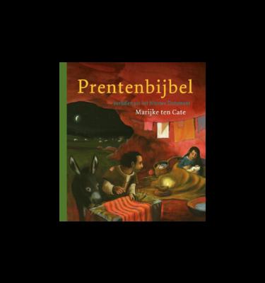 De prentenbijbel, verhalen uit het nieuwe testament - Marijke ten Cate
